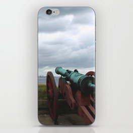 Canons of Kronborg Castle iPhone Skin