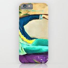 Robert Henri - Gertrude Vanderbilt Whitney - Digital Remastered Edition iPhone Case