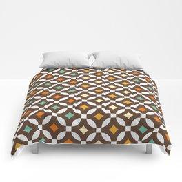 Chocolate star Comforters