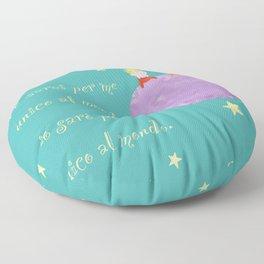 Il piccolo principe Floor Pillow