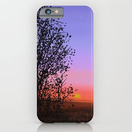 Sunset A8 iPhone Case
