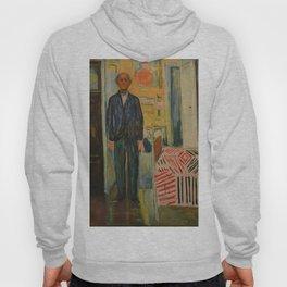 Edvard Munch - Self-Portrait Hoody