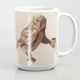 Omar Owl - Critters and Cups Coffee Mug