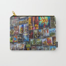 Artwork. Carry-All Pouch