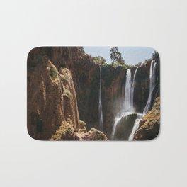 Ouzoud Waterfall Morocco Bath Mat