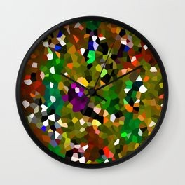 Cinnamon and Spice Wall Clock