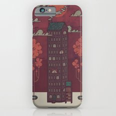The Towering Bed and Breakfast of Unparalleled Hospitality iPhone 6s Slim Case