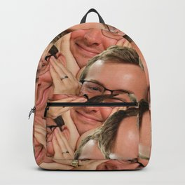 Sweet beautiful boy Backpack