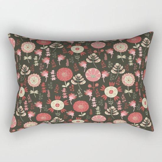 Magic garden Rectangular Pillow