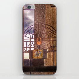 Alter Inside Chapel of the Holy Cross iPhone Skin