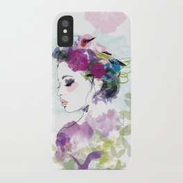 Champetre  iPhone Case
