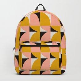 Modern Geometric_001 Backpack