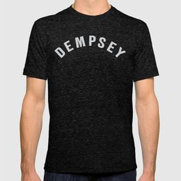 Dempsey T-Shirt (Rocky VI) T-shirt