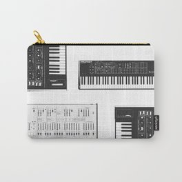 Collection : Synthetizers Carry-All Pouch