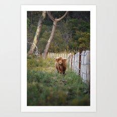 Beast of the Southern Wild II Art Print