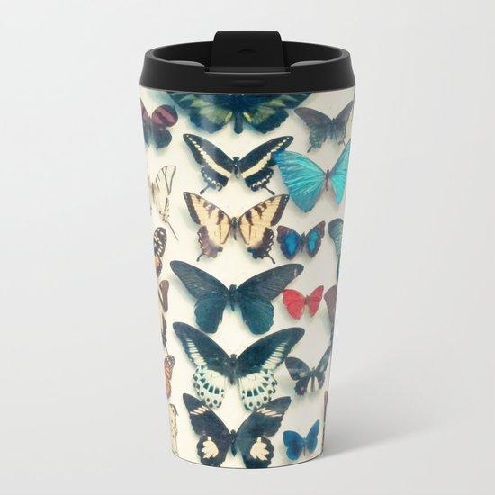 Wings Metal Travel Mug