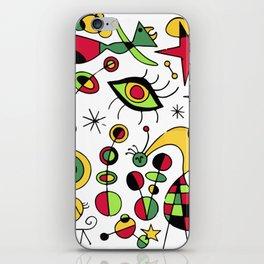 Joan Miro Peces De Colores (Colorful Fish ) Artwork for Posters Tshirts Prints Men Women Kids iPhone Skin