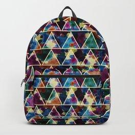 Bohemian Triangles Backpack
