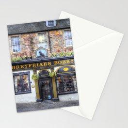 Greyfriars Bobby Pub edinburgh Stationery Cards