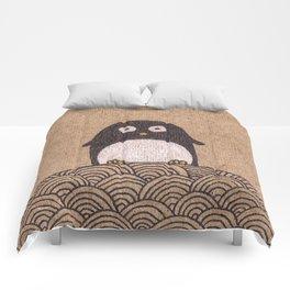 King Penguin of Penguin Nation Comforters