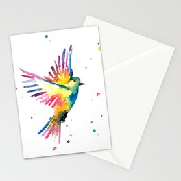 Freedom Feathers Stationery Cards
