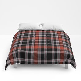 Plaid No. 17 Comforters