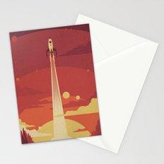 Atomic Sky Stationery Cards