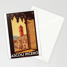 Old Ascoli Piceno Stationery Cards