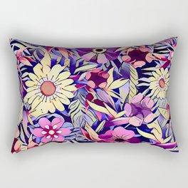 Floral dreams No1 Rectangular Pillow