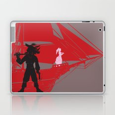 a piratical diversion Laptop & iPad Skin