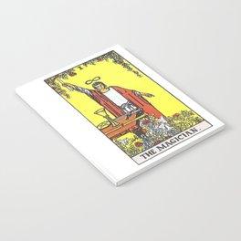 The Magician Tarot Notebook