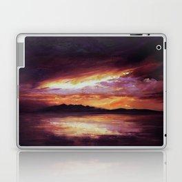 Arran Sunset Laptop & iPad Skin