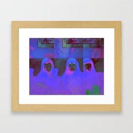 Purple Drank Framed Art Print