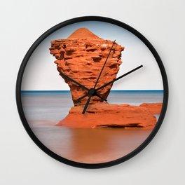 Teapot Rock Wall Clock