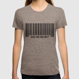 Barcode 1 T-shirt