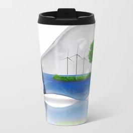 Eco Energy Concept Travel Mug