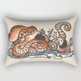 BREAK THE LIMITS Rectangular Pillow