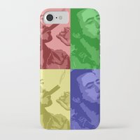 robert downey jr iPhone & iPod Cases featuring Robert Downey Jr by Mental Activity