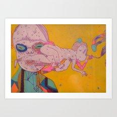 taiji Art Print