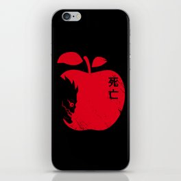 Deadly Addiction iPhone Skin
