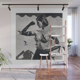 ''Tied-Up'' Wall Mural