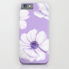 Anemones 2 #society6 #buyart Slim Case iPhone 6s