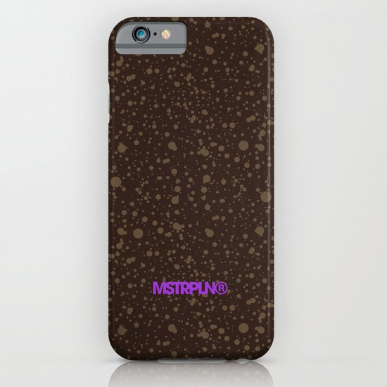 Trail Status / Brown iPhone & iPod Case