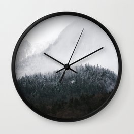 All In Forms Wall Clock