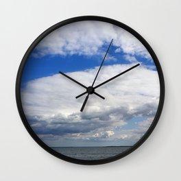 Beach Beauty Wall Clock