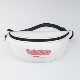 Piggy Cookies Oink Oink Fanny Pack