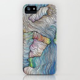 Void Color iPhone Case