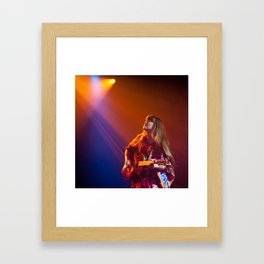 First Aid Kit Framed Art Print