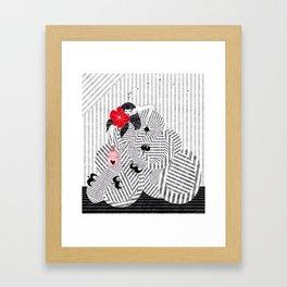 Lost Love Framed Art Print