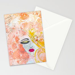 The Art of Listening Stationery Cards